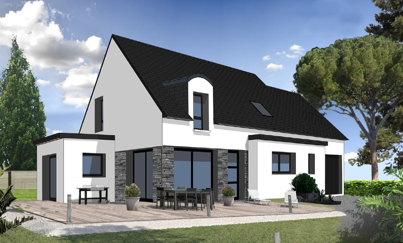 Constructions du belon constructeurs de france for Constructeur maison 56