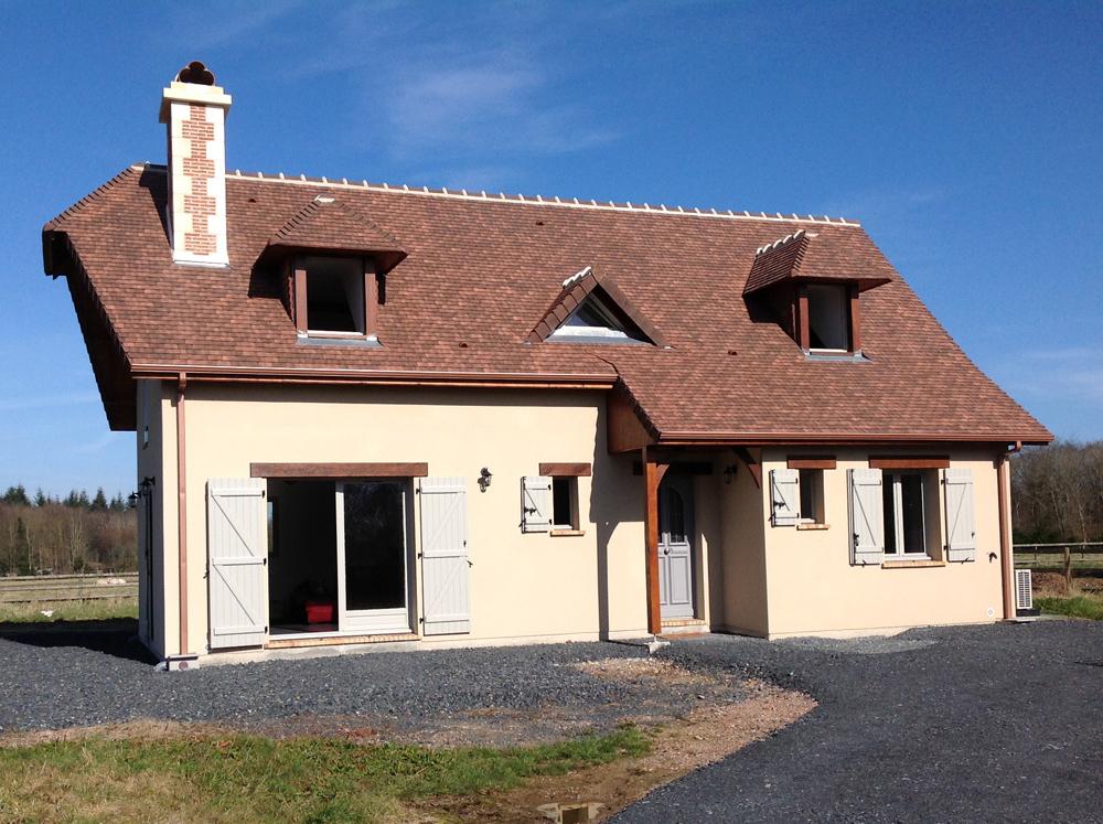 Constructeurs de france le portail national des for Constructeur maison individuelle essonne 91