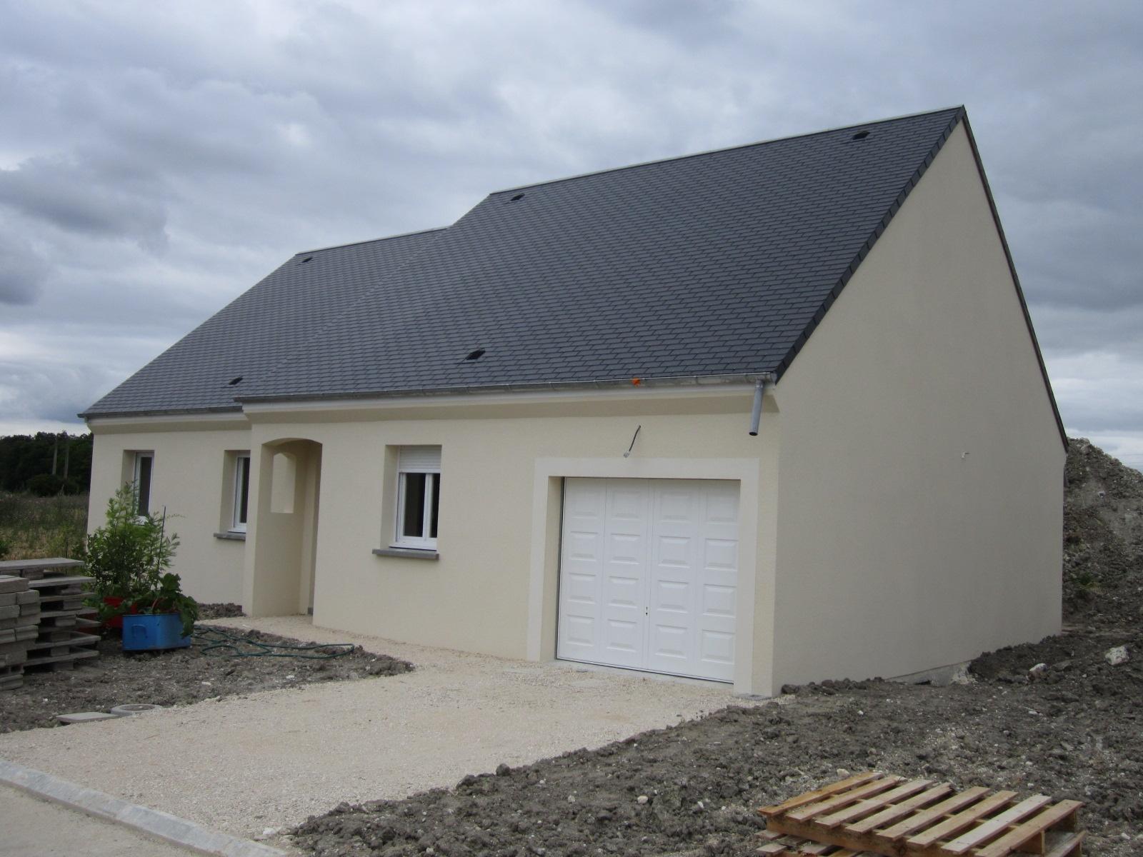 Maisons ericlor constructeurs de france for Constructeur maison individuelle 37