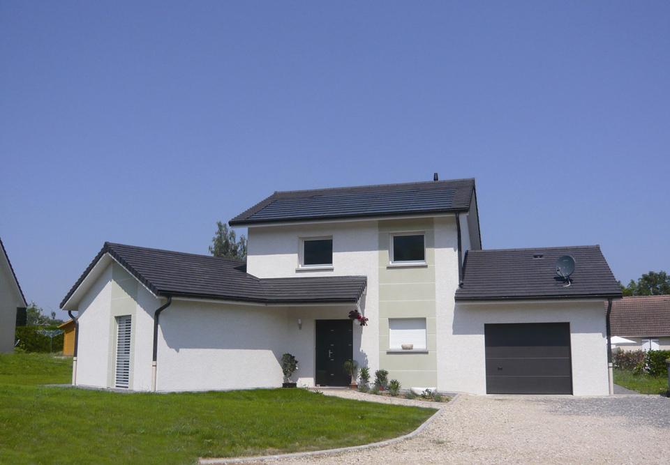 Moyse ma maison constructeurs de france for Constructeur ma maison
