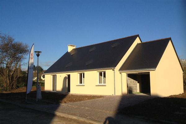 Maisons le masson constructeurs de france for Constructeur maison cherbourg