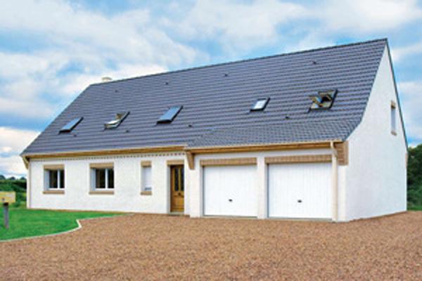 Maison familiale constructeurs de france for Geoxia ouest