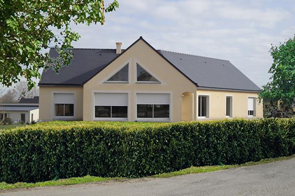 Le pavillon artisanal constructeurs de france for Artisan constructeur maison individuelle